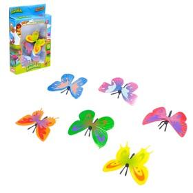 Набор животных «Бабочки», 5 фигурок Ош