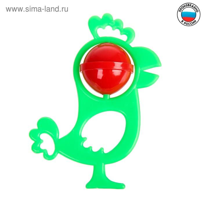 "Погремушка ""Попугайчик"", цвета МИКС"