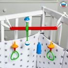 Подвеска детская «Ловкий малыш» на кроватку/коляску - фото 76133511