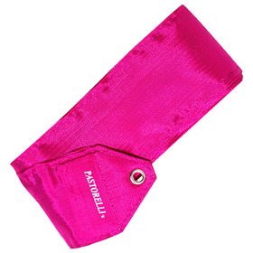 Лента гимнастическая PASTORELLI одноцветная, 5 м, FIG, цвет пурпурный