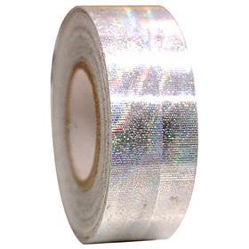 Обмотка для гимнастических булав и обручей GALAXY, цвет серебро металлик