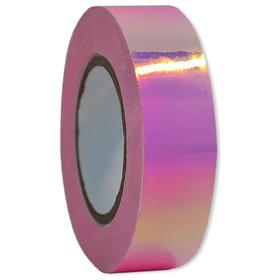 Обмотка лазерная LASER, длина 11 м, ширина 1,9 см, цвет розовый/фиолетовый