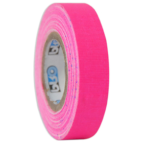 Adesivo TELATO adhesive tape for clubs, pink fluo color.