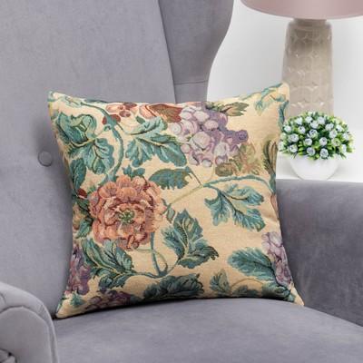 "Pillow case decorative ""Ethel"" Abundance 40x40 cm"