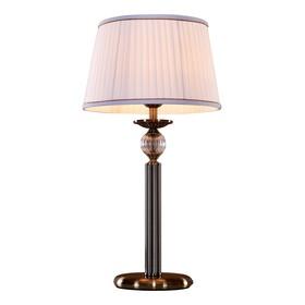 """Настольная лампа """"Альба"""" 1x75Вт E27 бронза 33x33x50см"""