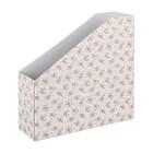 Органайзер для скрап бумаги «Цветочный сад», 31 х 31 х 9,5 см