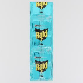 RAID Пластины от комаров Эвкалипт 10 шт Ош