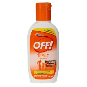 OFF! Крем  от комаров Family 150 мл