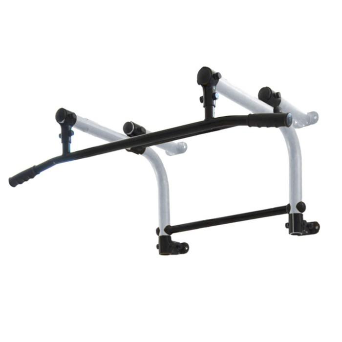 Турник «Формула здоровья» Орион-450-1, цвет серебристый/чёрный