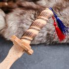 """Сувенирное деревянное оружие """"Клинок Лорда"""", 46 см, массив бука, микс - фото 105640770"""