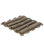 Детский массажный коврик «Орто», 6 модулей, набор «ЭКО», МИКС - фото 105574643