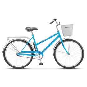 "Велосипед 26"" Stels Navigator-210 Lady, Z010, цвет голубой, размер 19"""