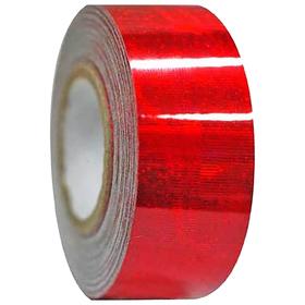 Обмотка для гимнастических булав и обручей GALAXY, цвет красный металлик