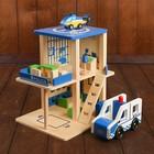 Игровой набор «Полицейская станция» - фото 105650278
