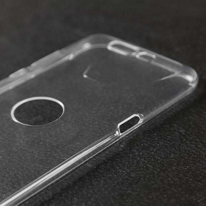 Чехол силиконовый супертонкий для Xiaomi Black Shark DF xiCase-29