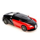 Машина «Автобот», трансформируется, световые и звуковые эффекты, работает от батареек, цвета МИКС - фото 1013099