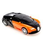 Машина «Автобот», трансформируется, световые и звуковые эффекты, работает от батареек, цвета МИКС - фото 1013101