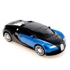 Машина «Автобот», трансформируется, световые и звуковые эффекты, работает от батареек, цвета МИКС - фото 1013095