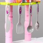 """Игровой модуль """"Волшебная кухня-чемоданчик"""" феи ВИНКС, 18 предметов + наклейки - фото 105579170"""