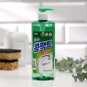 Средство для мытья посуды Chamgreen, концентрат, флакон-дозатор, 580 мл