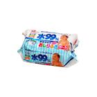 Влажные салфетки для новорожденных iPLUS 80шт*3, мягкая упаковка