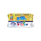 Детские влажные салфетки iPLUS 99,9% воды для рук и лица, 60 шт, мягкая упаковка