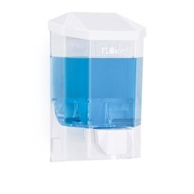 Диспенсер для жидкого мыла, 500 мл, прозрачный