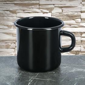 400 ml mug black