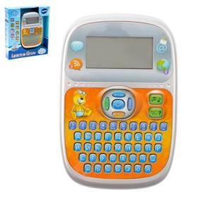 Обучающий планшет «Весёлый мишка», 8 функций