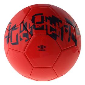 Мяч футб. 'UMBRO Veloce Supporter' арт. 20905U-6Q4, р.4,гл. ПВХ, 30 п, бут.к, маш. сш.,красн   36949 Ош