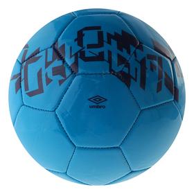 Мяч футб. 'UMBRO Veloce Supporter' арт. 20905U-FSQ, р.4, гл.ПВХ, 30 п, бут.к, маш. сш.,син-т   36949 Ош