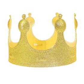Корона «Царь», цвет золотой
