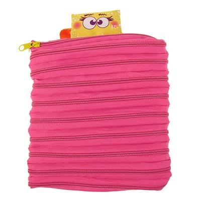 """Рюкзачок детский 20 х 24 х 8 см Ir's """"Зигзаг"""", розовый"""