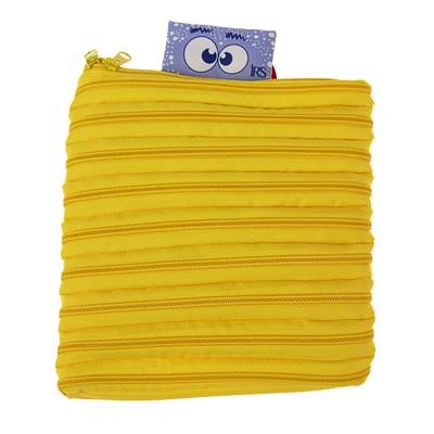 """Рюкзачок детский 20 х 24 х 8 см Ir's """"Зигзаг"""", жёлтый"""