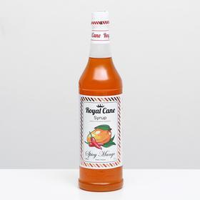Сироп Royal Cane Пряный манго, 1 л