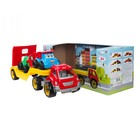 Игрушка «Автовоз со стройплощадка ТехноК» - фото 105650952
