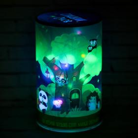 Светильник «Сладких снов» 10 х 16 см