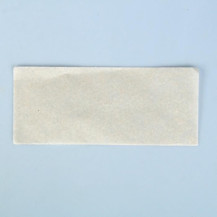 Салфетка для торта прямоугольная, пергамент, 19 х 8 см - фото 146586026