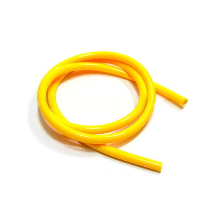 Шланг бензиновый 4,5х8,5 1 м, желтый