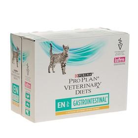 Влажный корм PURINA EN диета для кошек при патологии ЖКТ, курица, пауч, 85 г