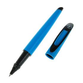 Ручка-роллер Pierre Cardin Actuel, пластик, голубая (PC0554RP) Ош