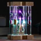 """Clocks """"Evening in Paris"""", 8х14 cm, mix"""