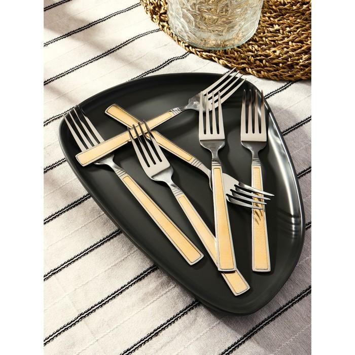"Set forks tablespoons 20,2 cm ""Perth"", 6 PCs"