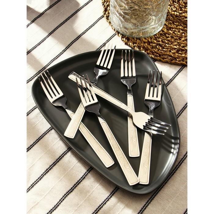"Set forks tablespoons 20,1 cm ""LSA"", 6 PCs"