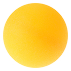 Мяч для настольного тенниса 40 мм, цвет оранжевый