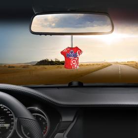 Подвеска в авто на присоске «Россия»