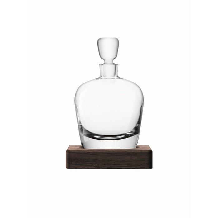Декантер Arran Whisky с деревянной подставкой, 1 л
