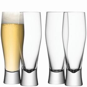Набор бокалов Bar, 400 мл, для пива