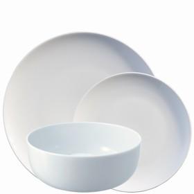 Набор из 12 тарелок Dine