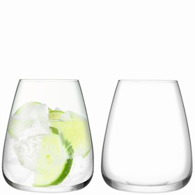 Набор из 2 бокалов для воды Wine Culture, 590 мл